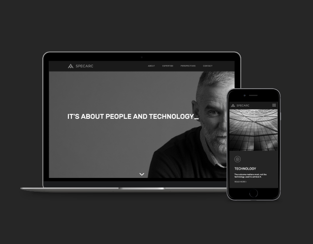 Branding and Responsive Website
