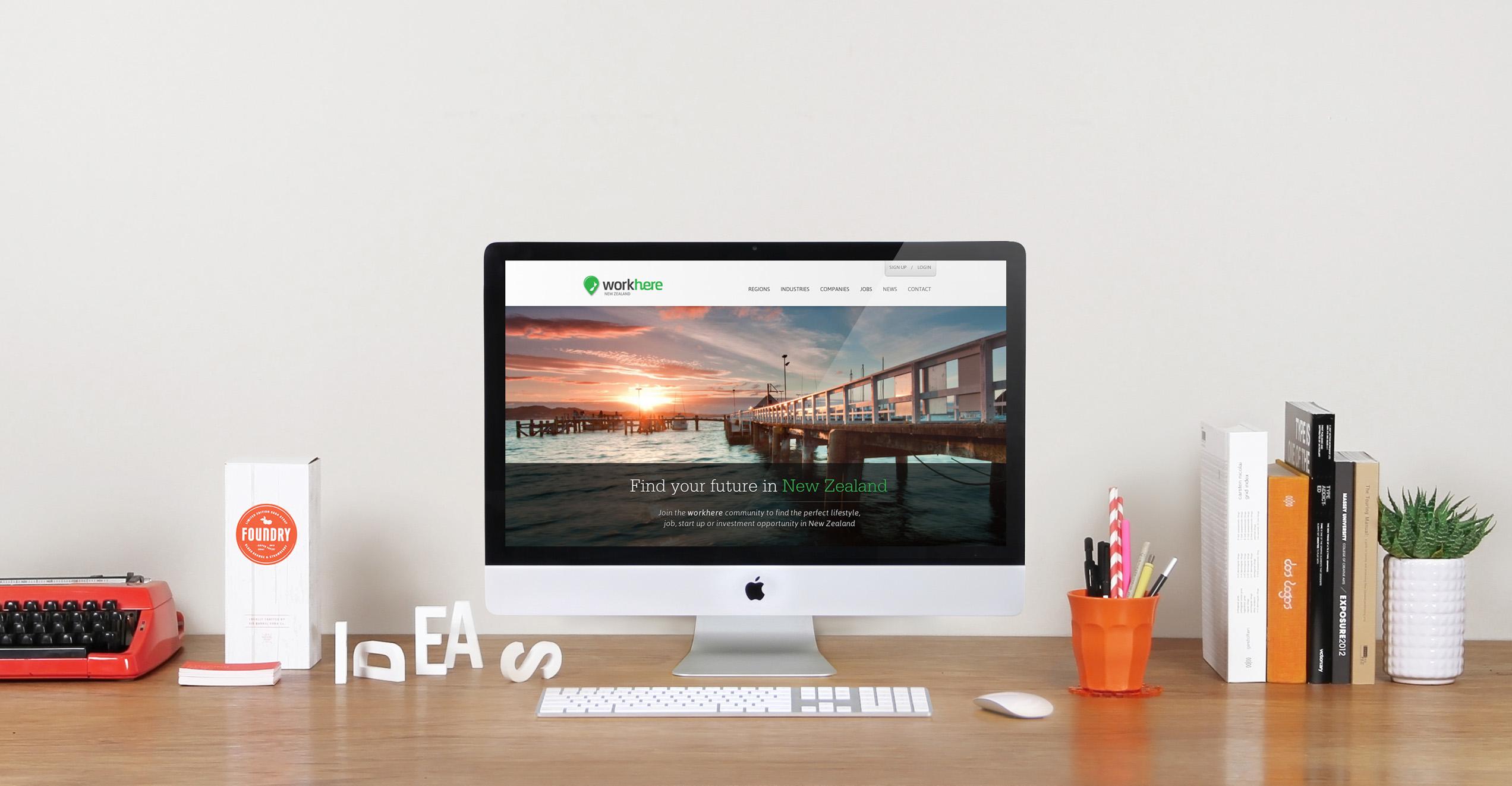 Workhere Website