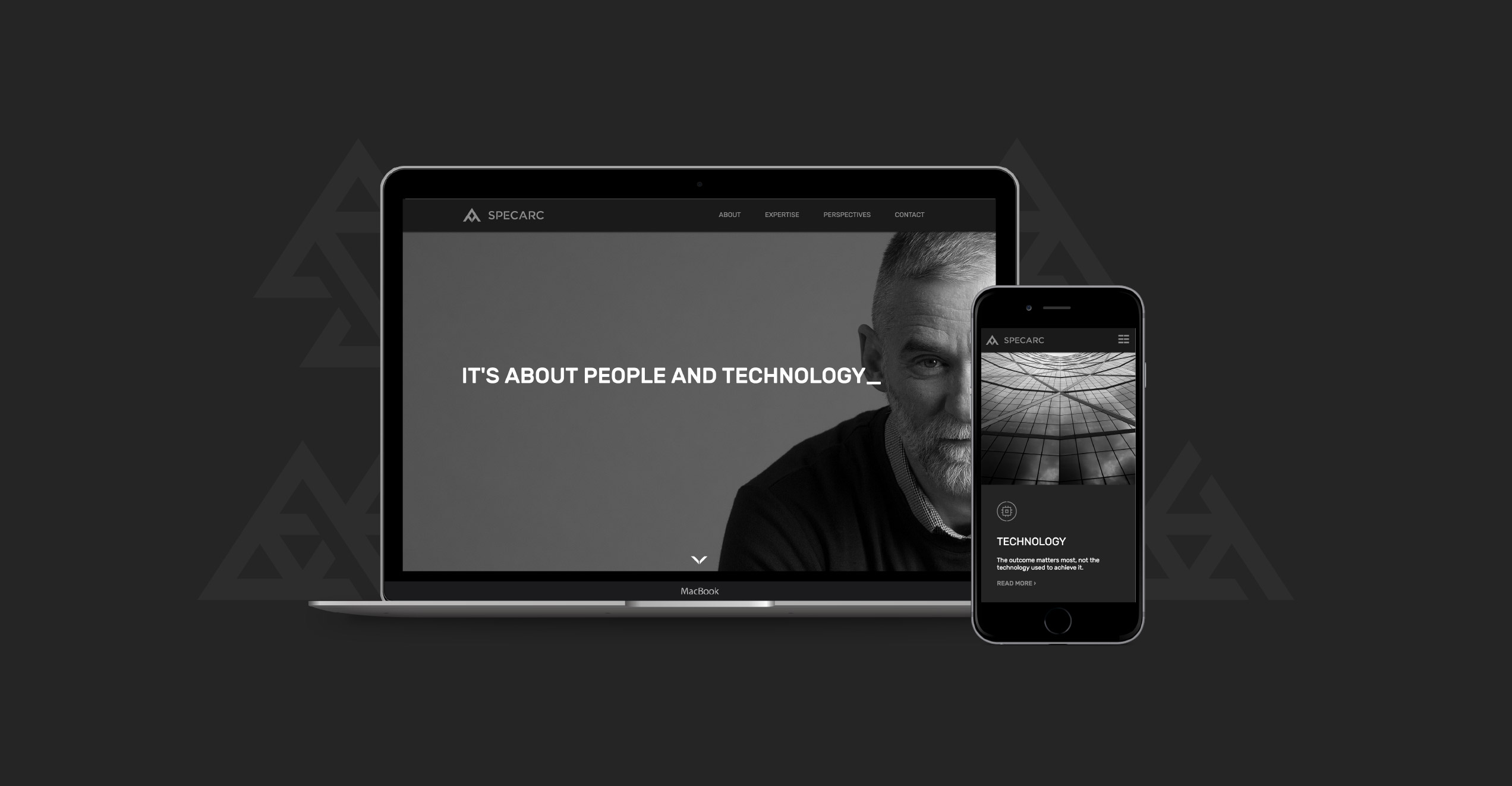 SpecArc Website