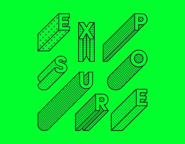 Exhibition Branding, Wayfinding and Print Design