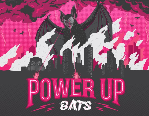 Power up Bats!