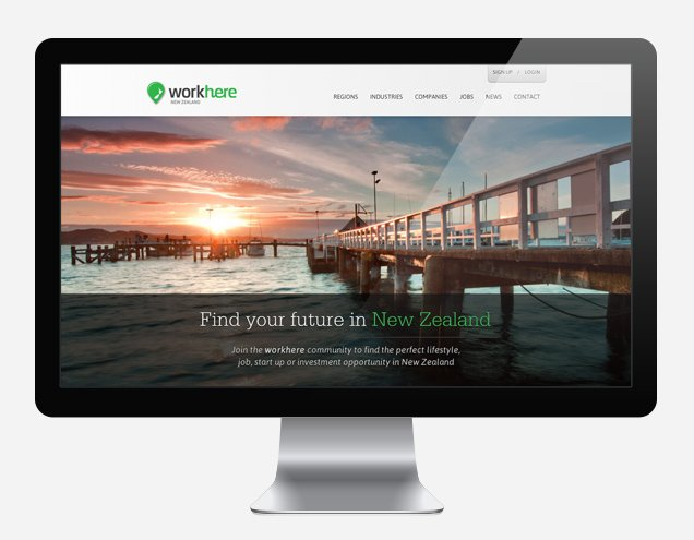 Workhere Website